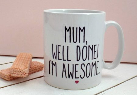Awesome Mother's Day Mug