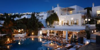 The Belvedere, Mykonos