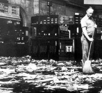 Wall Street Crash 1929